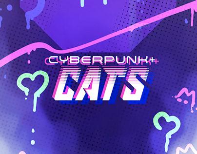 CYBERPUNK + CATS