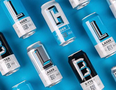 Co-op Beers, Ciders & Spirits