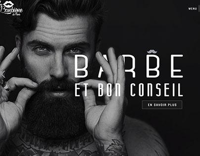 La barbiere de paris - siteweb