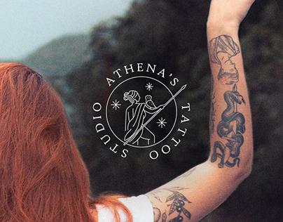 Athena's Studio - Logo