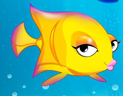 Go Fish Go!! Game