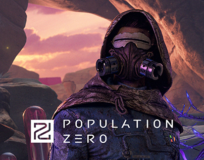 Population Zero Cinematic Trailer