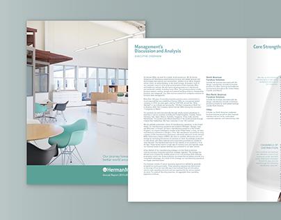 Herman Miller Annual Report