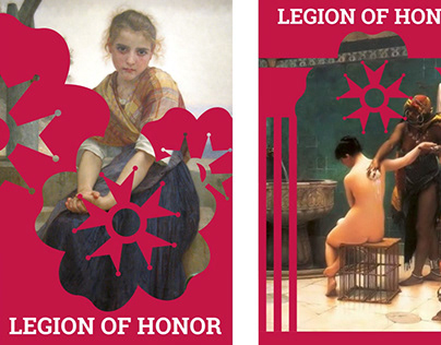 Legion of Honor Museum Visual Identity Redesign