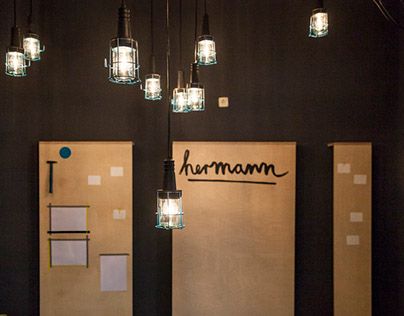 Hermann: Scenography   Pop-Up Gallery