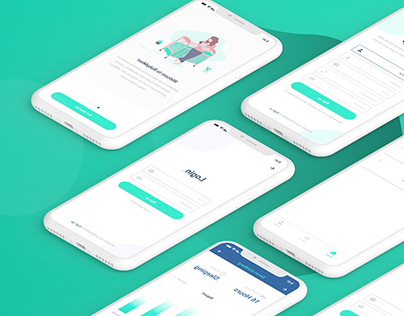 Baby Monitoring App UI/UX Design