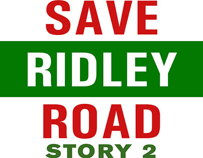 Ridley Road Market Stories 2: Andrew Palmer