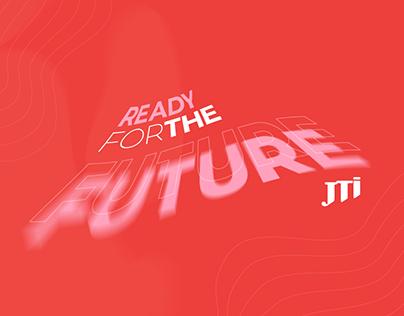 Convenção | Ready For The Future JTI
