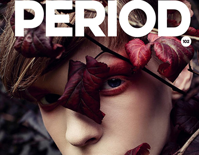 """Camouflage"" cover story for PERIOD magazine"
