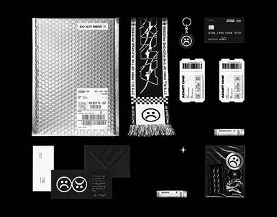 ANXIOUS AF CLUB™ ⏤ Branding