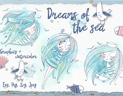 Dreams of the sea.