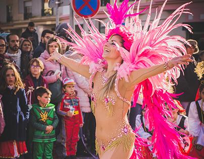 Carnaval de Samora Correia