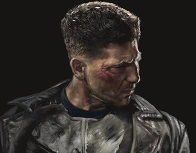 Punisher fan art