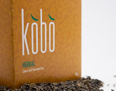 Kobo Tea - Branding and Packaging