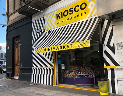 Kiosco Minimarket