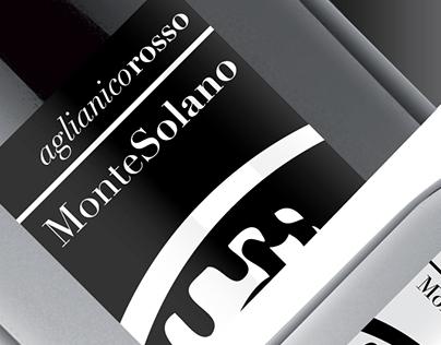 Monte Solano // Wine Design