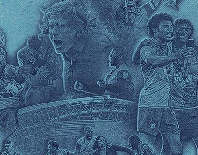 Wycombe Wanderers 2020: League One Playoff Winners