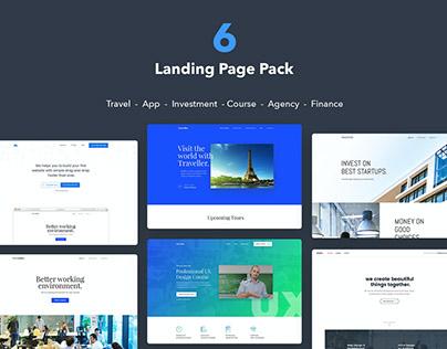 Website UI Kit