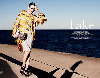 Lake | Elegant Magazine