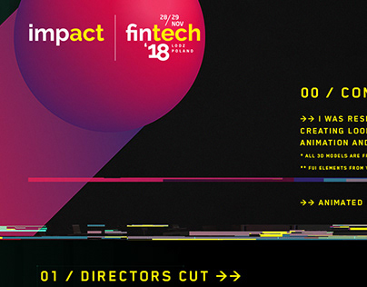 FINTECH'18 / Conference media content