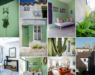 WordPress website for a French holiday property