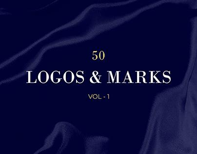 Logos, And Marks Vol 1   Logofolio   Logo Designs