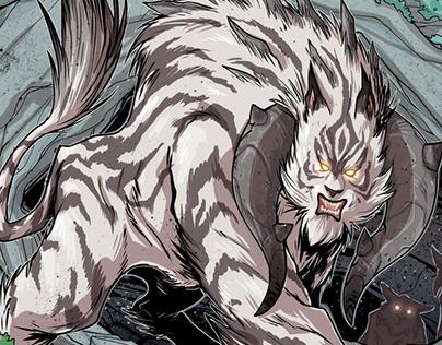 """MAGIC : """"Ikoria : Lair of Behemoths"""" cards"""