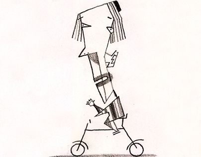 Personal / Sketches, the Cubist Years