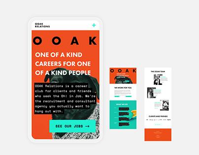Brand Identity - OOAK Relations