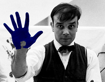 Yves Klein and the Ultramarine Color