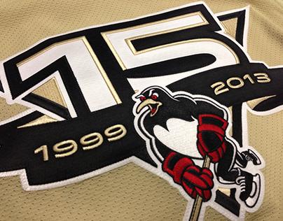 Wilkes-Barre/Scranton Penguins 13-14 Season Identity