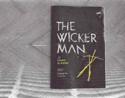 THE WICKER MAN pressbook | RITO: Festival Cine Pagano
