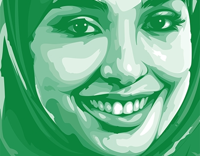 Alwaleed Philanthropies Vector Illustration