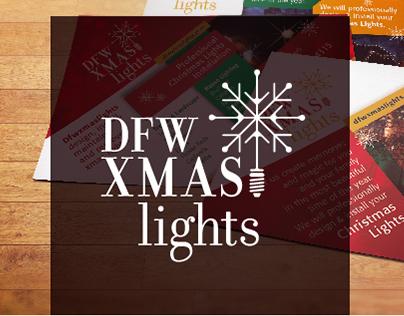 DFW Xmas lights