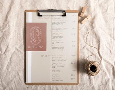 Brand identity -UUTOPIA