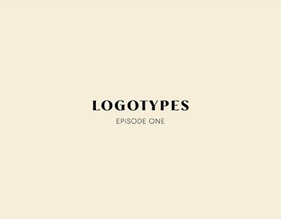 Episode 1 - Logotypes