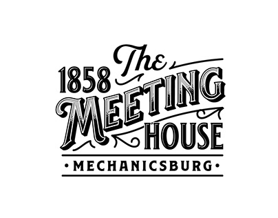 The 1858 MEETING HOUSE