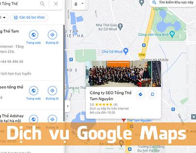 Dịch vụ xác minh Google Maps uy tín số 1 tại Hà Nội