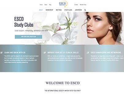 ESCD 2018 - European Society Of Cosmetic Dentistry