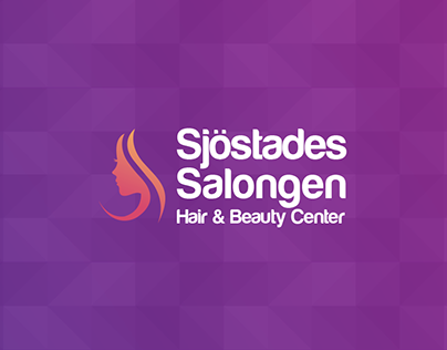 Sjöstades Salongen Logo & Business Card