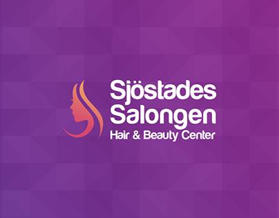 Sjöstades Salongen Logo & Business Card