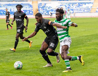 10ªJ Liga Portugal 2 - AAC/O.A.F. vs SC Covilhã