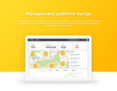 Management platform design