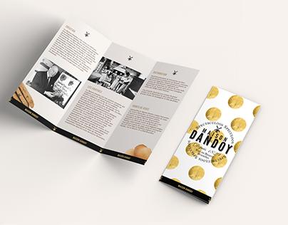 Maison Dandoy / Brochure