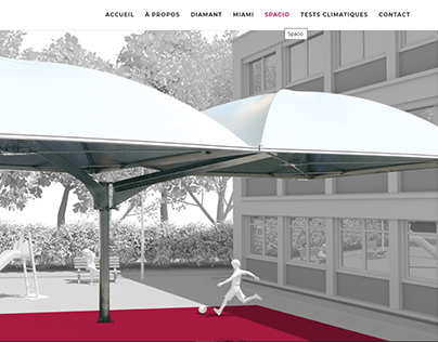 WEBDESIGN : DALO's website