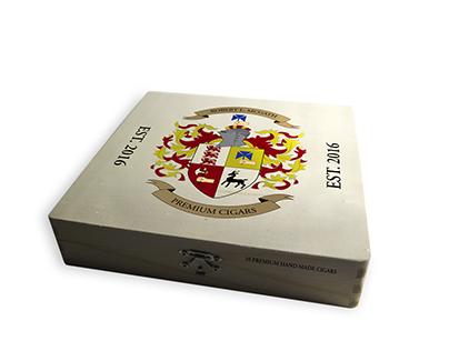 Portfolio Book Ver.02: Robert L McGath Premium Cigars