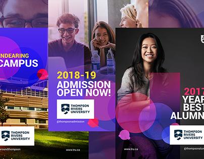 Posters & Web Banner: TRU2018
