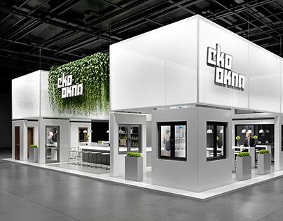 Exhibition stand - Eko Okna - Budma 2019