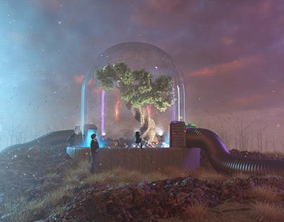 Earth's Last Tree