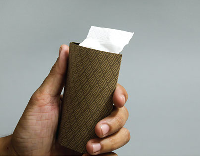 Pocket Tissue Packaging